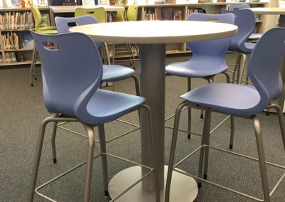 Cafe-Alpha stools