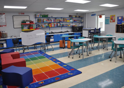 New Classroom Makeover - Sam Houston Elem, Lebanon Special SD, TN (10)