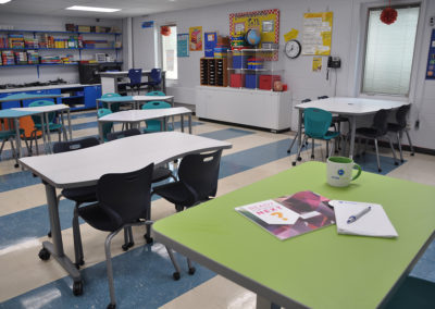 New Classroom Makeover - Sam Houston Elem, Lebanon Special SD, TN (15)