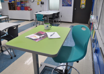 New Classroom Makeover - Sam Houston Elem, Lebanon Special SD, TN (9)
